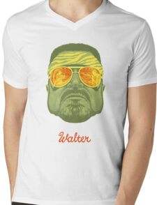 the big lebowski Mens V-Neck T-Shirt