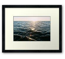 vctn 04 Framed Print