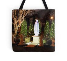 The apparition - Christmas 2013 Tote Bag