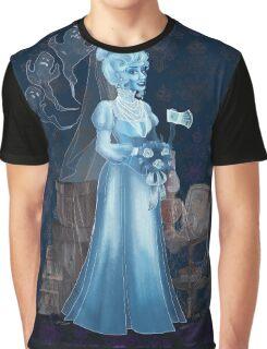 Black Widow Bride in the Attic Graphic T-Shirt