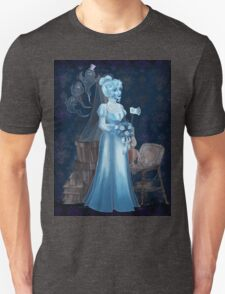 Black Widow Bride in the Attic Unisex T-Shirt