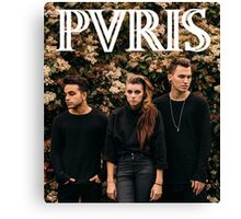 pvris Limited Edition Poster Canvas Print