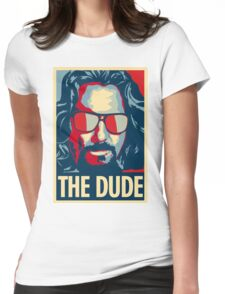 the big lebowski Womens Fitted T-Shirt