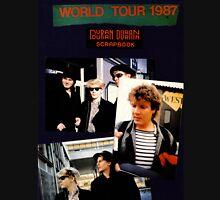 Duran Duran Scrapbook Tour 1987 Unisex T-Shirt