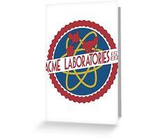 ACME Lab Greeting Card