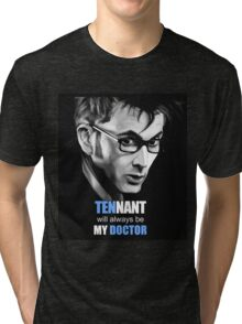 doctor how Tri-blend T-Shirt