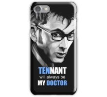 doctor how iPhone Case/Skin