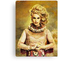Queen Katya Zamolodchikova Canvas Print