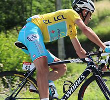 Vincenzo Nibali - Tour de France 2014 by MelTho