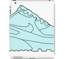 Blue Air Max  iPad Case/Skin
