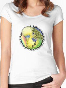 Zen Budgie Women's Fitted Scoop T-Shirt