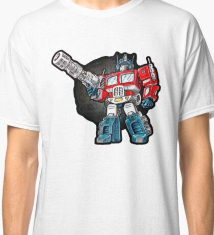 Optimus Prime Chibi - No background Classic T-Shirt