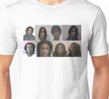 Chief Keef Mug Shot Comp. Unisex T-Shirt