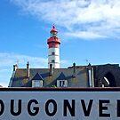 Plougonvelin - La Pointe St Mathieu by Jean-Luc Rollier