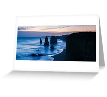 12 Apostles at Great Ocean Road Greeting Card