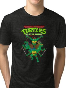 Tenage Mutant Ninja Turtles  Tri-blend T-Shirt