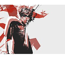 Danny Brown Abstract Photographic Print