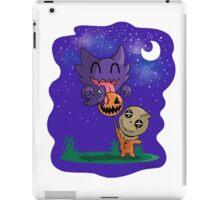 Sam and Haunter  iPad Case/Skin