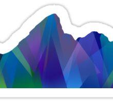 Mountain Life Sticker