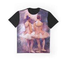 Ballet Students Graphic T-Shirt
