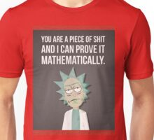 Rick And Morty - Proven Unisex T-Shirt