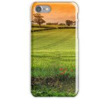 East coast of Fife, Scotland iPhone Case/Skin