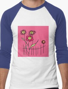 Flower behind the fence T-Shirt