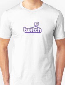 Twitch TV Logo Unisex T-Shirt
