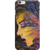 Thoughts Overgrown iPhone Case/Skin