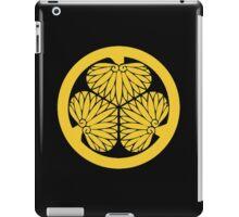 Tokugawa Samurai Mon iPad Case/Skin
