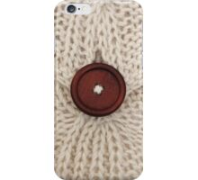 On the Button iPhone Case/Skin
