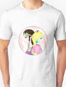 Princess vs. Princess Unisex T-Shirt