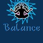 Men's ~ Balance: Meditation & sacred geometry .  by Leah McNeir