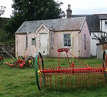 Old School Crofting equipment by hmp1963