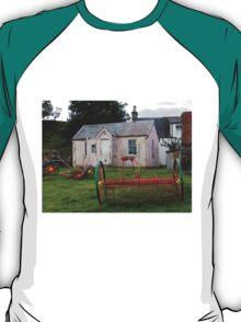Old School Crofting equipment T-Shirt