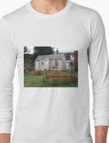 Old School Crofting equipment Long Sleeve T-Shirt