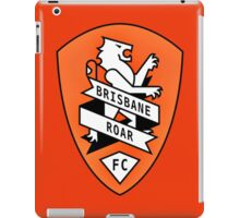 BRISBANE ROAR FC iPad Case/Skin