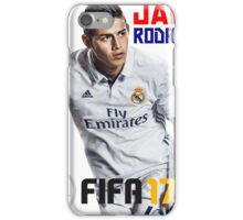 JAMES RODRIGUEZ - COVER FIFA 17 iPhone Case/Skin