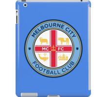 MELBOURNE CITY FC iPad Case/Skin
