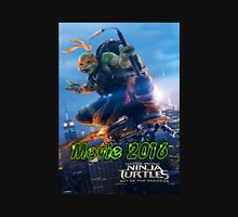 Mutant Ninja Turtles movie Unisex T-Shirt