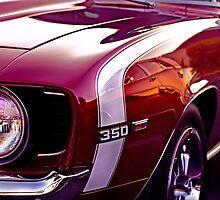 1969 Chevrolet Camaro SS by Ersu Yuceturk