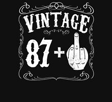 Vintage middle finger salute 88th birthday gift funny 88 birthday 1928 Unisex T-Shirt