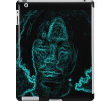 Steven Blue Glow iPad Case/Skin