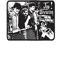 The Joy That Brings (Joy Division) by JoelCortez