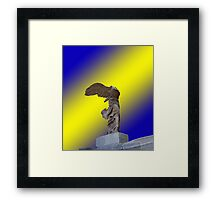 Glorious Winged Victory  Framed Print