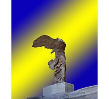 Glorious Winged Victory  Photographic Print