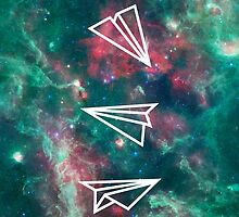 I want to fly in Cygnus X by alexviksten