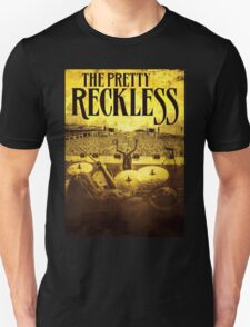The Pretty Reckless Tour 2016 Unisex T-Shirt