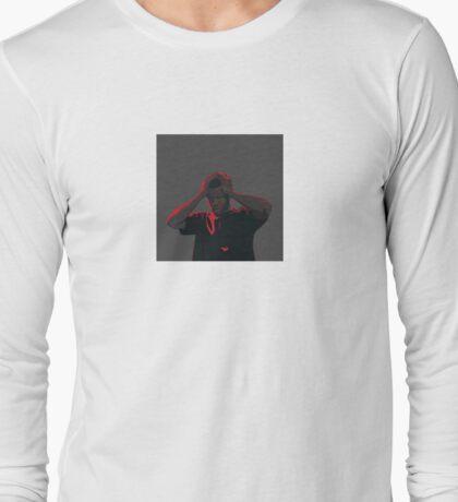 F Ocean Fan Art Long Sleeve T-Shirt