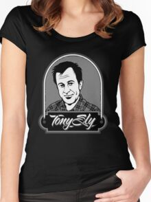 Tony Sly Women's Fitted Scoop T-Shirt